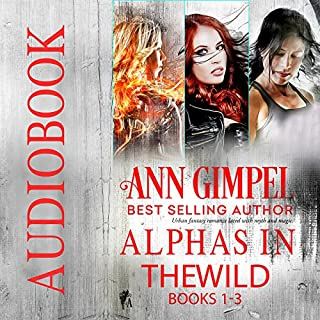 Alphas in the Wild audiobook cover art