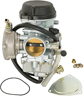 Ltz400 Carburetor Fit Suzuki Repair Ltz 400 Quadsport 2003-2007 Kawasaki Kfx400 03-06 Repair Carb
