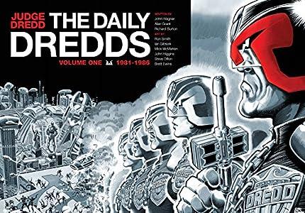 Judge Dredd: The Daily Dredds Vol 1