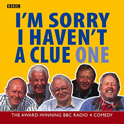 I'm Sorry I Haven't a Clue, Volume 1 cover art