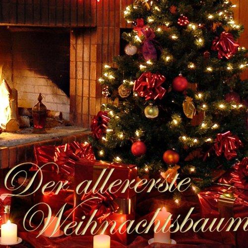 Der allererste Weihnachtsbaum Titelbild