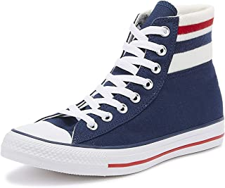 Converse 70s Meet 80s Chuck Taylor All Star Womens Navy Hi Trainers