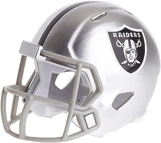 Oakland Raiders NFL Riddell Speed Pocket PRO Micro/Pocket-Size/Mini Football Helmet