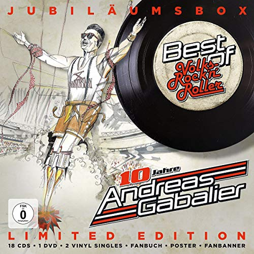 Best of - 10 Jahre Volks-Rock'n'Roller Jubiläumsbox