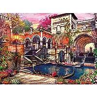 500/1000/1500/2000/3000個の水道パズル、大人のための教育玩具、家の装飾、創造的な贈り物。 0226 (Color : Partitions, Size : 3000 pieces)