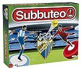 Eleven Force Subbuteo Playset Málaga CF (63492), Multicolor, Ninguna