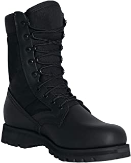 Rothco Military G.I. Type Sierra Sole Tactical Boots, Black