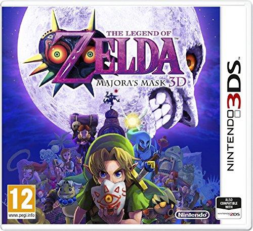 The Legend Of Zelda: Majora'S Mask 3D 3Ds - New Nintendo 3Ds