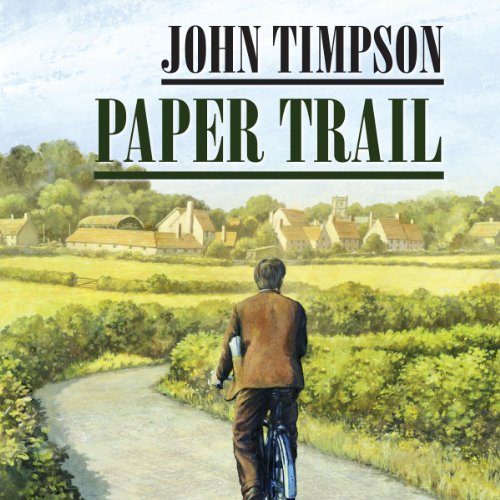 Paper Trail audiobook cover art