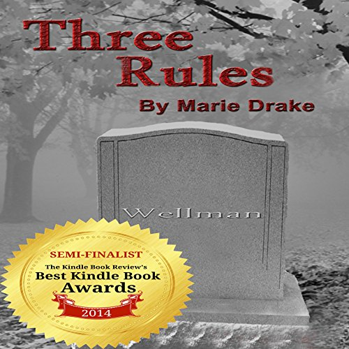 Three Rules audiobook cover art