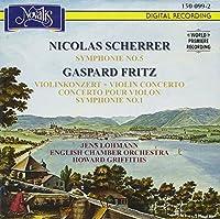 Scherrer/Fritz: Symphonies
