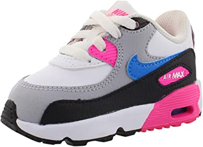 Nike Air Max 90 LTR (TD), Sneakers Basses bébé Fille, Multicolore ...