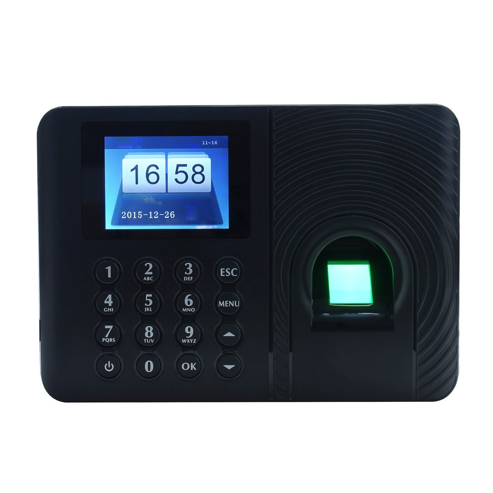 Aibecy Intelligent Biometric Fingerprint Attendance