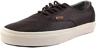 Vans Men's Era Decon + Leather Emboss Ankle-High Skateboarding Shoe