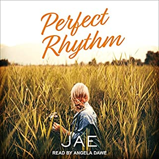 Perfect Rhythm audiobook cover art
