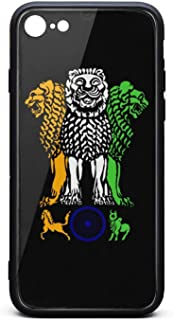 Case for iPhone 6 Plus Shockproof India-Emblem-of-Government-Gazette- iPhone 6 Plus iPhone 6s Plus Case for Men