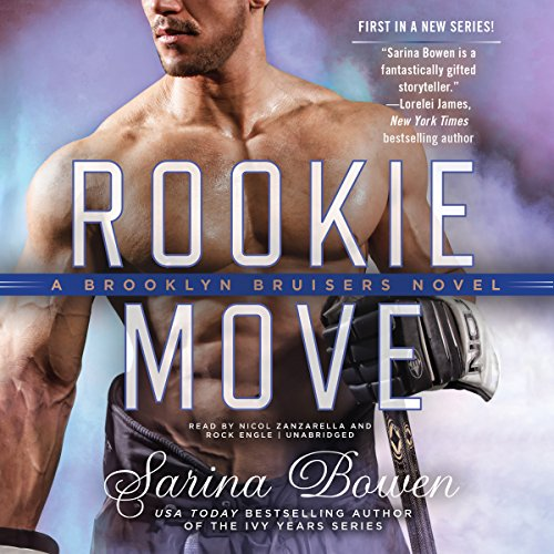 Rookie Move audiobook cover art