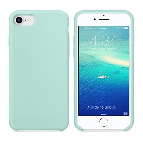 3fbde2d518b SURPHY iPhone 7 Funda, iPhone 8 Funda, Ultra Suave 4.7 Pulgadas Case  Líquido de