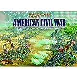 Warlord Games Polvo Negro, Batallas épicas, Juego de iniciación de la Guerra Civil Americana, Mesa Juegos de Guerra, Kit de Modelo de plástico