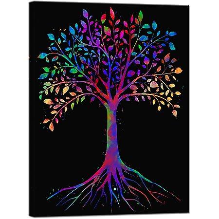 Tree Of Life Canvas Wall Art Decor of Creative and Modern Art