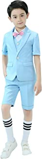 toddler light blue suit