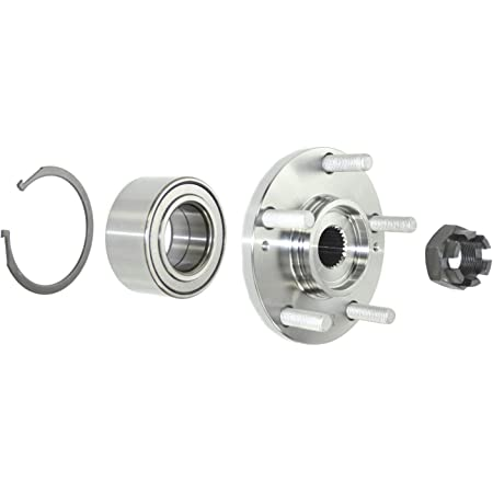 Wheel Hub Repair Kit Front IAP Dura 295-96011