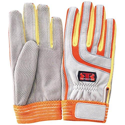 TONBOREX(トンボレックス) レスキューグローブ ケプラー手袋 K-501 オレンジ Mサイズ