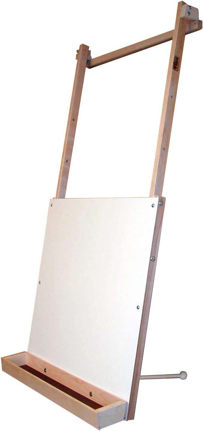 Beka Hanging Genuine Easel with Tray Wood Superior Art