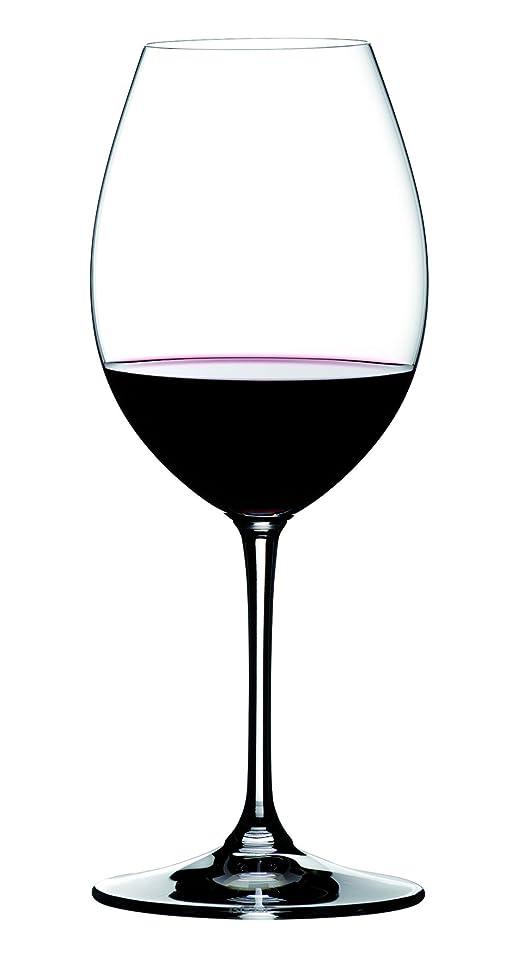 サーフィンインキュバス磨かれたリーデル(RIEDEL) ワイングラス クリア 23.8 ヴィノムXL シラー 6416/41 2個入,4個セット