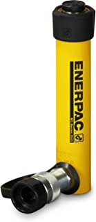 Enerpac RC-55 Single-Acting Alloy Steel Hydraulic Cylinder with 5 Ton Capacity, Single Port, 5