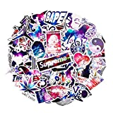 Breezypals Stickers, Laptop Stickers Car Motorcycle Bicycle Luggage Decal Graffiti Patches Skateboard Sticker Pack (Galaxy Stickers 100Pcs)