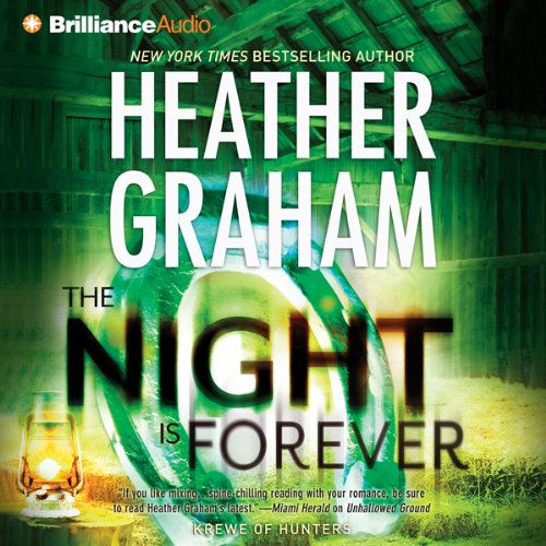 The Night Is Forever cover art