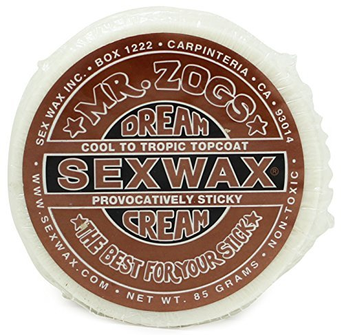 Sex Wax SexWax Unisex Dream Cream Surf Wax Bronze by