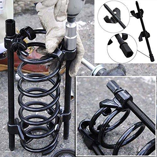 Wise 370mm Tuning Federspanner Set Tieferlegungstossdämpfer Robust 2-TLG Spanner Spannweite