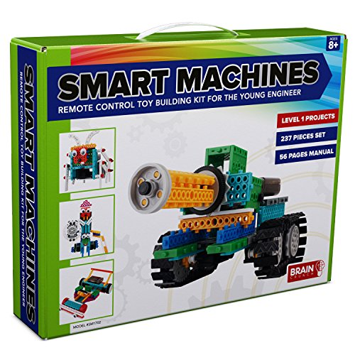 4-in-1 RC Robot Kit for Kids...