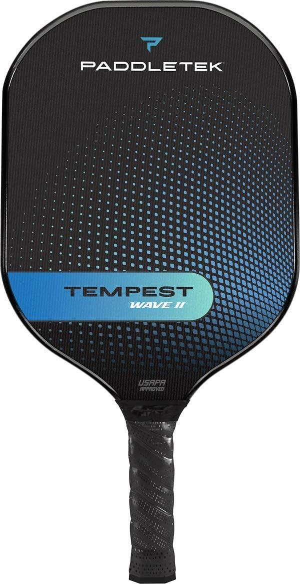 Paddletek Tempest Wave II Pickleball Paddle: