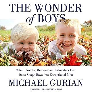 The Wonder of Boys audiobook cover art