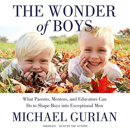 The Wonder of Boys audiobook cover art