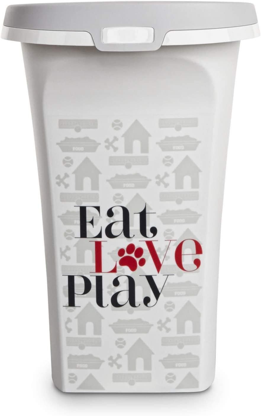 Petco Brand OFFicial store Max 56% OFF - You Me Eat Play Storage Food Bulk Rolling Love
