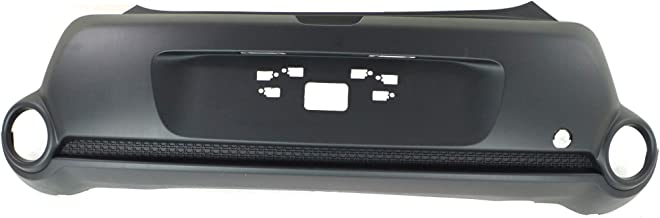 2014 kia soul rear bumper replacement