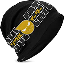 GekhHaon Soul Eater Children and Youth Knit Hat - Deliciously Soft Daily Beanie in Fine Knit Black