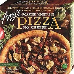Veggie Pizzas
