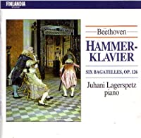 Piano Sonata.29, Etc: Lagerspetz