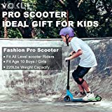 VOKUL BZIT K1 Pro Stunt Scooter Freestyle Tretroller mit 110mm PU Wheels, Erwachsene & Kinder - 6