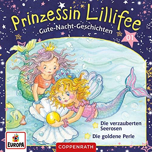 001/Gute-Nacht-Geschichten Folge 1+2 - Die verzauberten Seerosen/Die goldene Perle