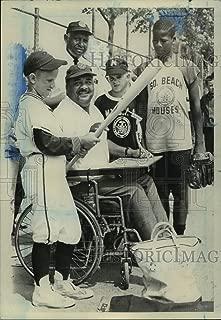 Historic Images - 1967 Press Photo Former Brooklyn Dodgers Baseball Player Roy Campanella