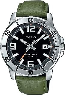 Casio Analog Black Dial Men's Watch-MTP-VD01L-3BVUDF (A1738)