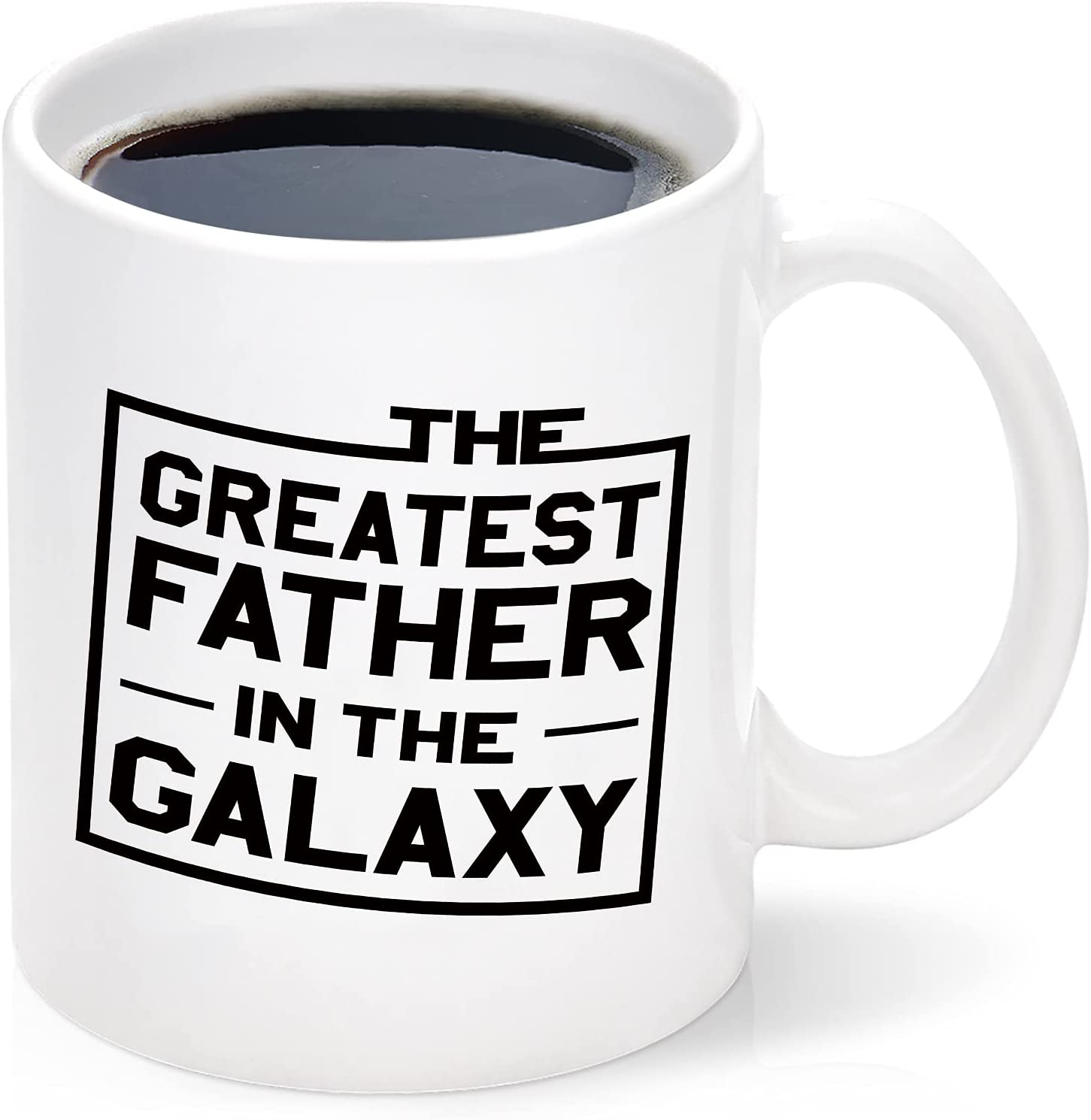 Fathers Day security Mug for Dad from The Son Daughter Best Gre Popular products