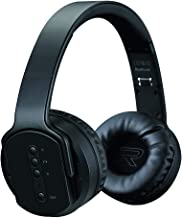 UltraProlink UM0075 Flick Wireless Headphones + Speakers (Black)