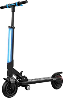 Jetson Bio Folding Electric Scooter with Bright LED Stem Light and LCD Display, for Teens & Adults